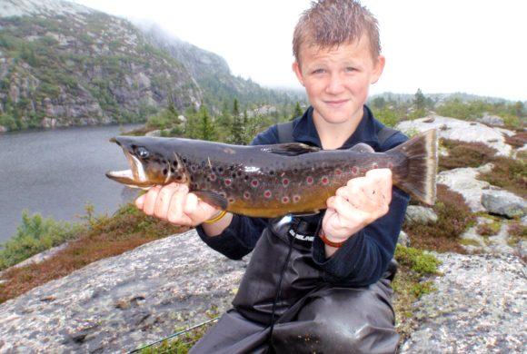 Fiskesesongen  nærmar  seg