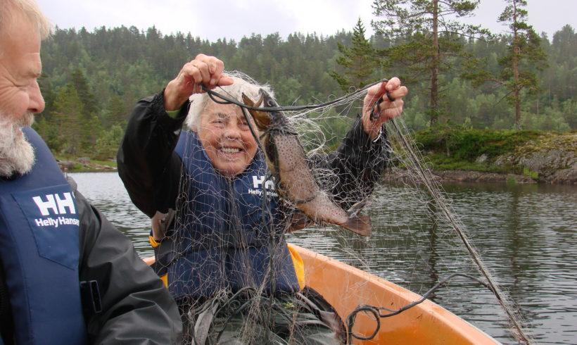 Haustfiske