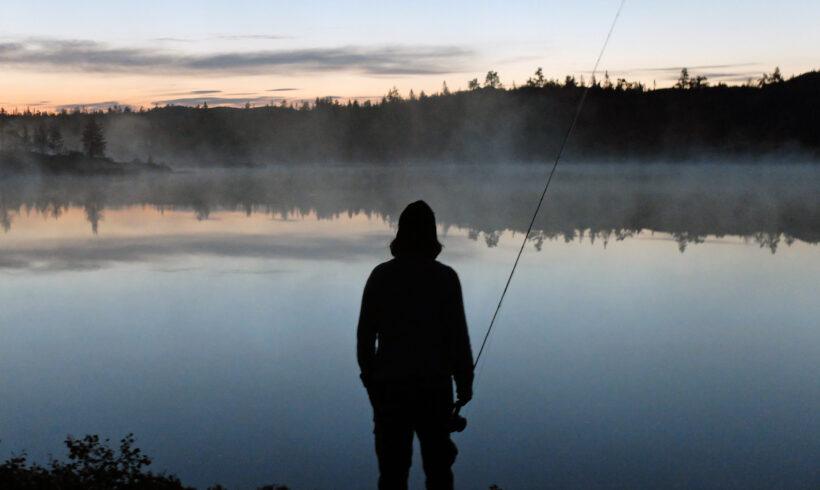 Ny  fiskesesong  –  den  beste  nokon  sinne?